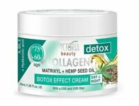 VB Detox Day & Night Anti-Aging  Face Cream Collagen Hyaluron Hemp Oil 60+