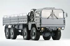 Cross RC - MC8 Miltary Truck Kit, 1/10 Scale, 8x8