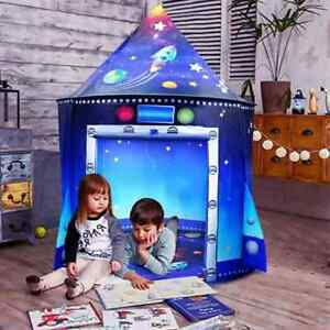 Toys For Kids Portable Play Tent House for 3 4 5 6 7 8 9 10 Years Old Children