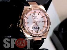 Casio BABY-G G-MS Metallic LED illumination Ladies Watch MSG-S200G-1A