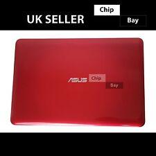 ASUS X556U X556UA Laptop Screen Lid Top Plastic Red 13N0-SGA0X01 13NB09S4AP0401