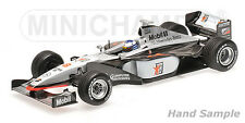 Minichamps 186980008 - MCLAREN MERCEDES MP4/13 HAKKINEN WORLD CHAMPION 1998 1/18