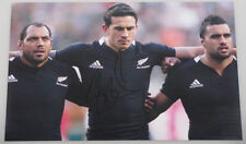 """SONNY BILL WILLIAMS Hand Signed 8""""x12"""" Photo 2"""