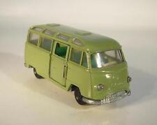 Siku V 220 Tempo Matador Bus grün mit Blech Schanier an der Tür #104