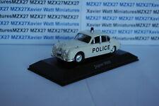 Car British Police Cars Jaguar Mkii Atlas 1/43 #