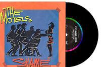 "THE MOTELS - SHAME - 7"" 45 VINYL RECORD PIC SLV 1985"