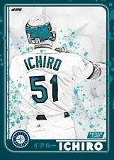 Ichiro Suzuki All Eras Sports Project 2020 Custom Card /20