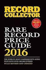 Rare Record Price Guide 2016 (Record Collector) — NEW