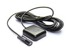GPS ANTENNE mit WICLIC Stecker für BECKER TRAFFIC PRO HIGH INDIANAPOLIS JVC KD