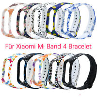 Casual Replacement Silica Gel Armband Uhrenarmband Für Xiaomi Mi Band 4 Bracelet