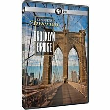 Ken Burns America Collection - Brooklyn Bridge New DVD! Ships Fast!