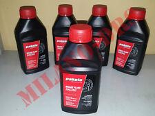 PAKELO OLIO FRENI BRAKE FLUID RACING 500 ml (1 barattolo)