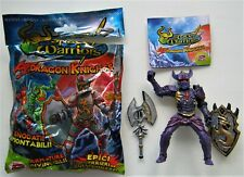 SPACE WARRIORS DRAGON KNIGHT KO KNOCK OFF TOY ACTION FIGURE FANTASY WARRIOR