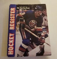 Sporting news Hockey Register 1979-80