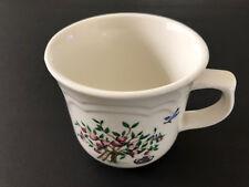 Pfaltzgraff China APPLE VALLEY Farm Scene, Scalloped - COFFEE / TEA CUP