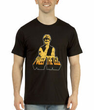 Karate Kid Sweep The Leg  Adult T-Shirt