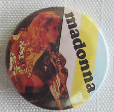"MADONNA Old Vintage Button Pin Badge(25mm-1"")  #NB134"