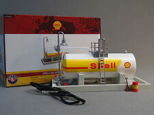 LIONEL SHELL OIL STORAGE TANK O GAUGE train building scenery expand 6-83241 NEW