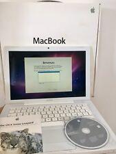 Apple Macbook 13 Intel Core2Duo, 4Gb Ram, late 2007
