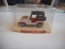 Guisval Jeep Safari in White in box
