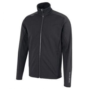 Galvin Green DAVE FULL zip Insula Jacket - Carbon Black - LARGE