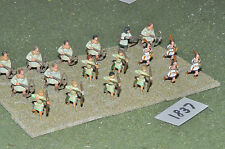 25mm late roman 18 skirmishers painted metal (1837)