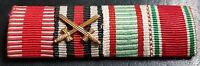 ✚7606✚ German Austria Hungary ribbon bar WW1 Karl Troop War Commemorative Medal