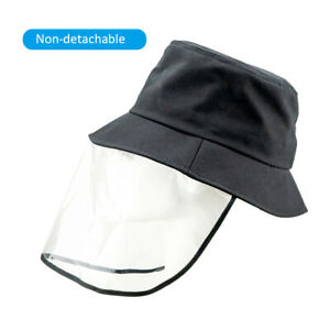 Anti-droplets Hat Full Face Mask Protective Cap Reusable Outdoor Face U7Z2