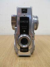 Vintage Bencini Comet 3 Film Camera With Case [C12]