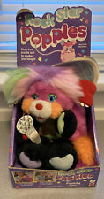 Vintage Mattel Rock Star Punkity Popple Toy, Rare New In Box 1986