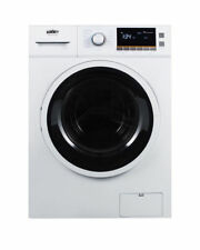 Summit Spwd 2200W 24 Inch Wide 115V Washer/Dryer Combo in White