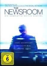 2 DVD-Box ° The Newsroom - Staffel 3 ° NEU & OVP