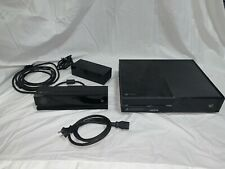 Microsoft Xbox One with Xbox Kinect 500GB Black Console.