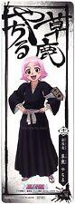 BLEACH Anime Yachiru Kusajishi Bookmark transparent type #2nd