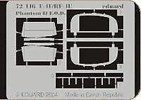 Eduard 1/72 F-4F/RF-4E Phantom II F.O.D.For Revell Kits # 72446