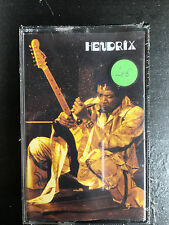 2 x MC SEALED Jimi Hendrix: Live at the Fillmore East lot of 2 tapes   (NO LP CD