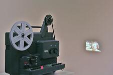 Bauer Filmprojektor T 600  Super-8 Automatik Tonfilmprojektor