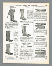 1938 AD MARBLE'S OFFICIAL BOY SCOUT KNIFE, GIRL SCOUT, HUNTING, OUTERS' COMPASSE