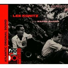 Lee Konitz With Warne Marsh - CD digipack