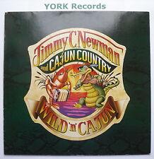 JIMMY C NEWMAN - Wild 'n' Cajun - Excellent Condition LP Record RCA PL 70437