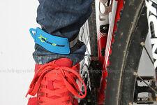 Rockbros Cycling Reflective Belt Trouser Ankle Belt Leg Strap Brace Wrap A pair