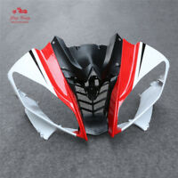 New Front Upper Fairing Headlight Cowl Nose Fit For Yamaha YZF-R6 2008-2016