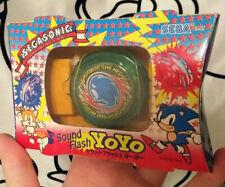 Sonic the Hedgehog Sound Flash Yoyo Segasonic 1997 Japan Exclusive Sega New rare