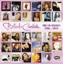 CD Singles 1986 - 2014 Belinda Carlisle 5014797893504