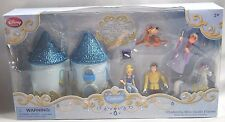 Disney Cinderella Mini Castle Playset 7Pc.3+, 2015 Princess - free shipping