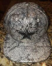 Men's New Era Cracked Shine Original Fit Snapback Hat Cap Dallas Cowboy's