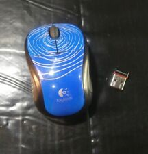 Logitech M305 Wireless Mouse with USB Receiver Blue Design Tested