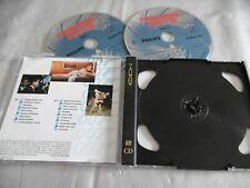 De Russie avec Love 2 Disque CDI Philips Vidéo CD Ian Fleming 007 Pal Anglais