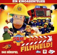 FEUERWEHRMANN SAM - PLÖTZLICH FILMHELD-DAS HÖRSPIEL ZUM KINOFILM   CD NEU