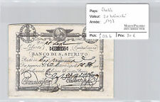 ITALIE 50 BAIOCCHI 18.7.1798 N° 973 PICK 523 b
